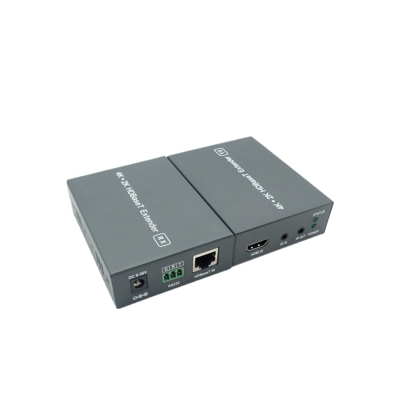 4k HDMI HDBaseT extender Bidirectional RS232